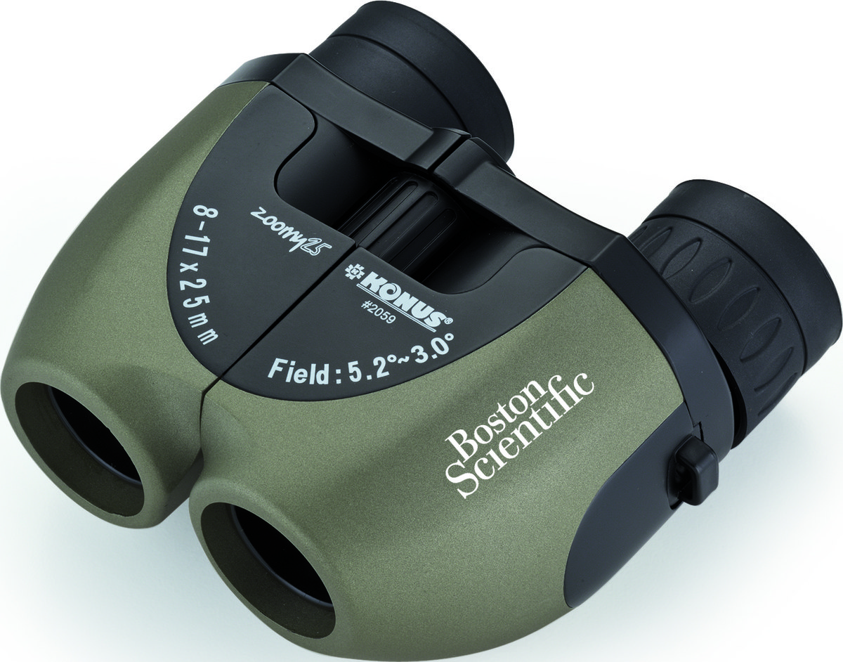 Boston Scientific Zoom Binoculars