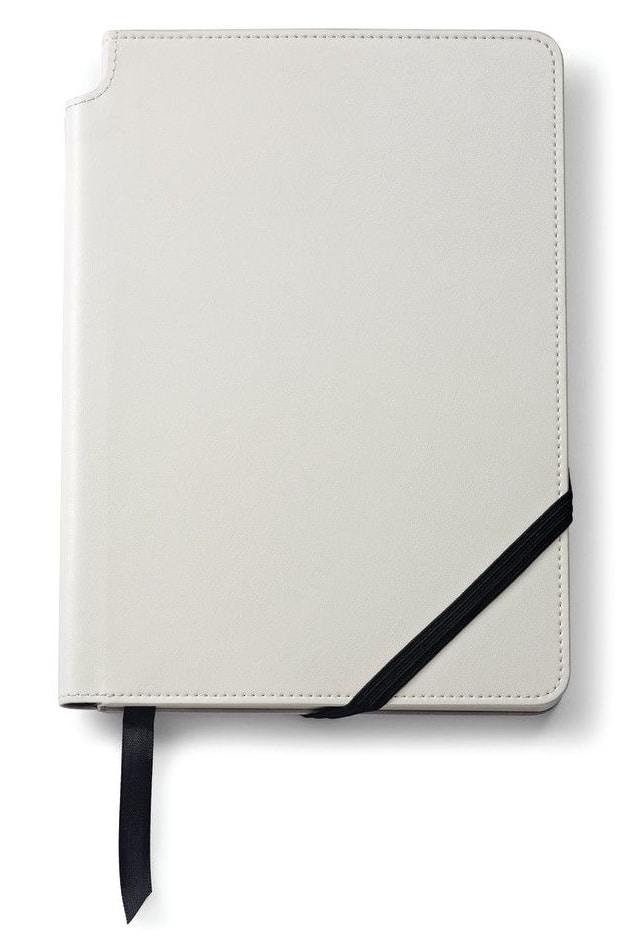Cross White Journal