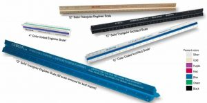 Aluminum Rulers