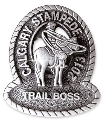 Calgary Stampede Trail Boss 2013