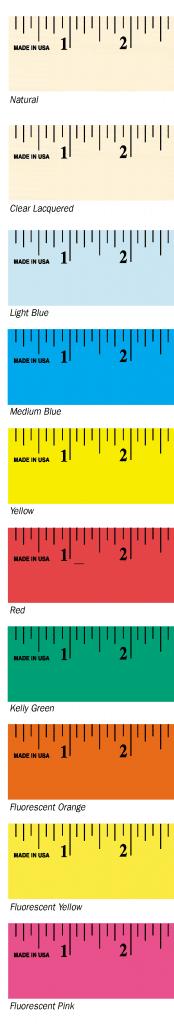 Yardstick Colours