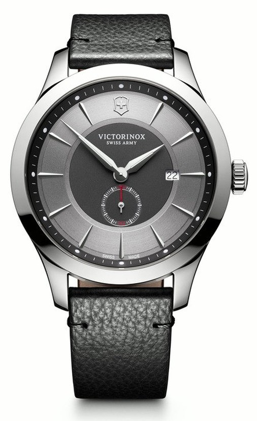 Black Victorinox Alliance Classic Watch
