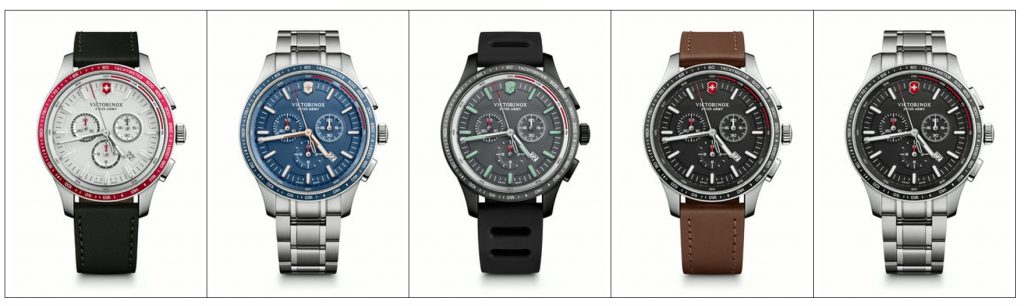 Victorinox Alliance Chronograph Sport