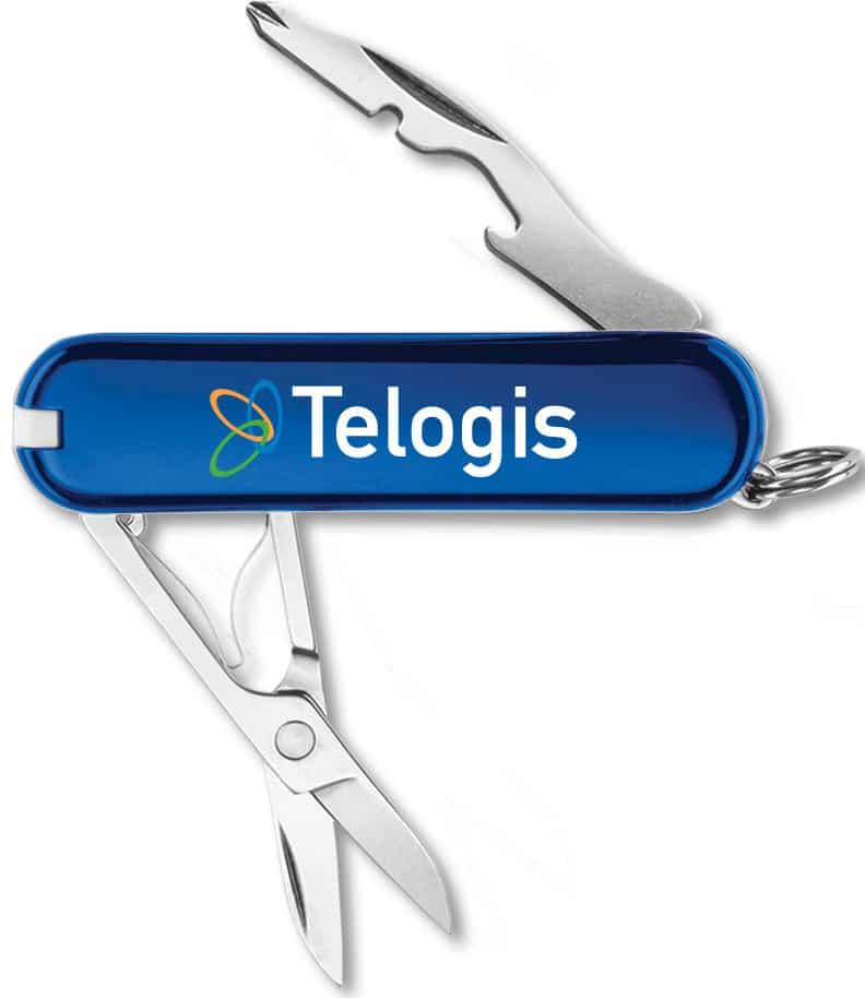 Jetsetter Telogis Pocket Knife