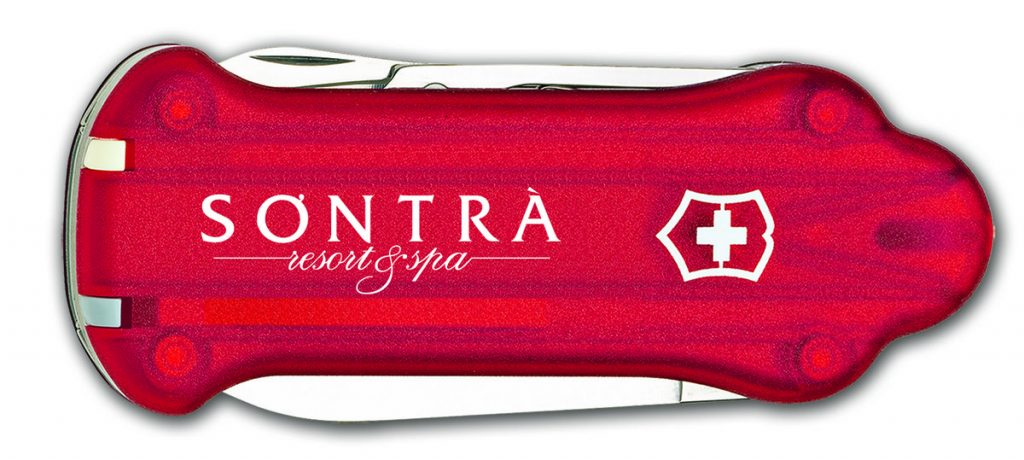 Sontra Resort & Spa Victorinox Golf Tool