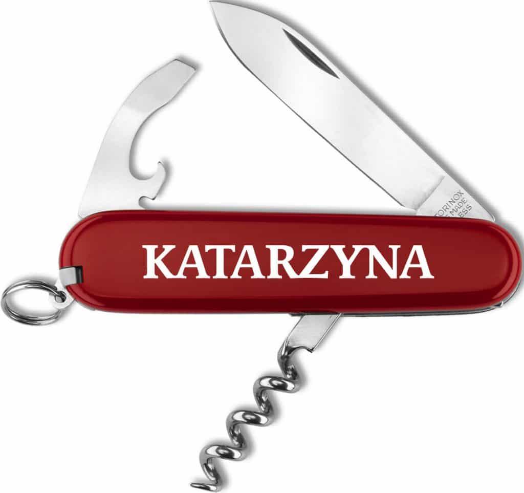 Waiter Katarzyna Pocket Knife