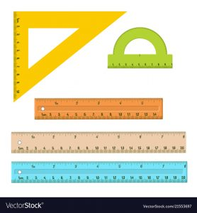 Custom Printed Plastic Rulers