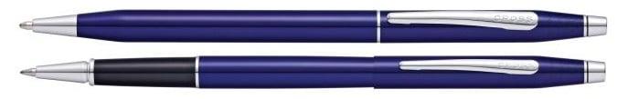 Cross Classic Translucent Blue