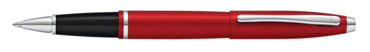 Cross Cailais - Metallic Crimson Rollerball Pen