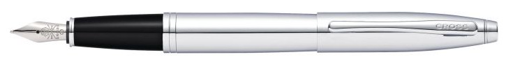 Cross Polished Chrome Calais Fountain Pen
