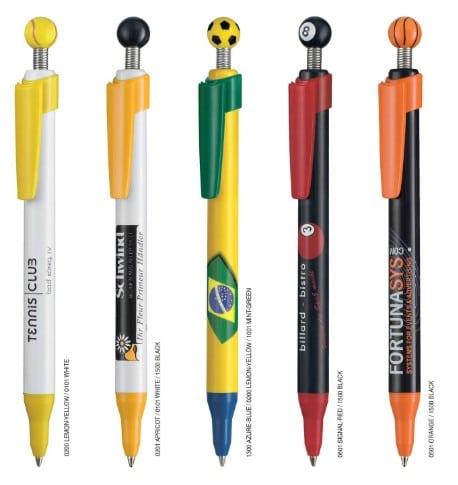 The Pumpkin Ballpoint Pen
