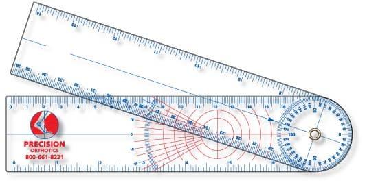 Precision Orthotics Goniometer