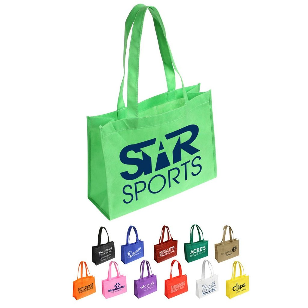 Reusable Shopping Tote Assorted Colours