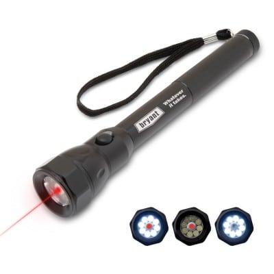 Bryant Super Bright Laser Pointer Flashlight