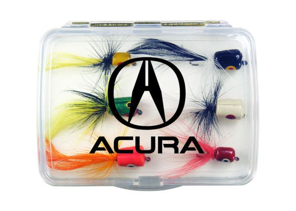 Acura Lure Kit with 6 Poppers