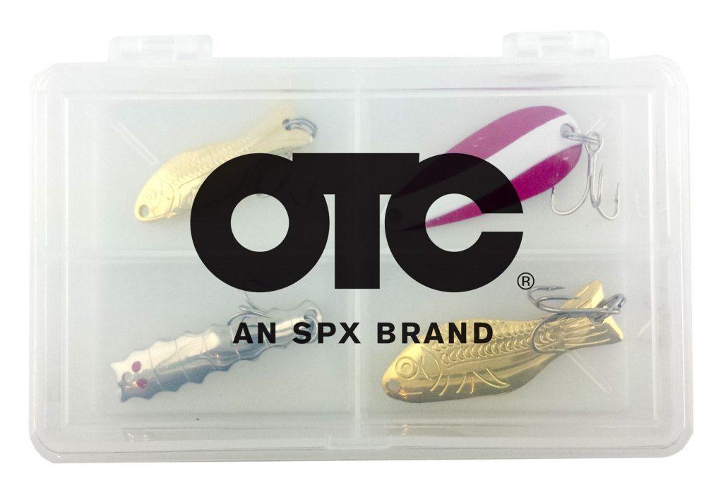 Fishing Lure Kit with OTC Printed Logo