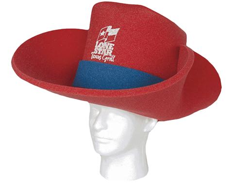 Foam Cowboy Hats Calgary