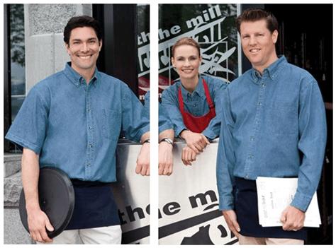 Coal Harbour Uniform Shirts