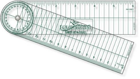 Equilibrum Goniometer