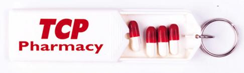 Pill Box Key Tag Calgary