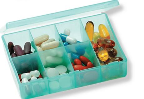 Pill Boxes Calgary