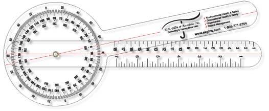 Large Folding Ruler