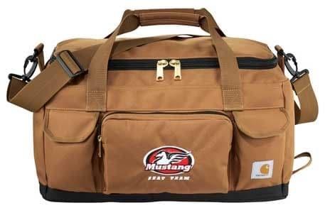 Carhartt Signature Untility Duffel Bag with Company Logo