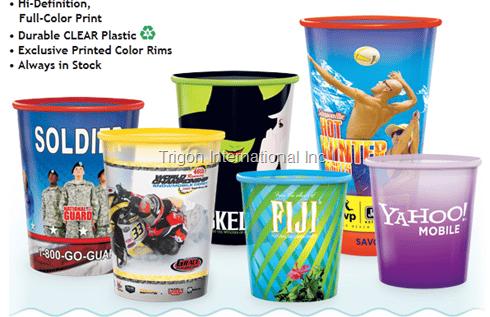 Custom Printed Drink Cups