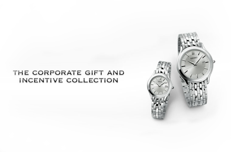 Seiko Watches, Executive Gifts, Recognition Awards, Safety Awards.