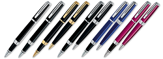 Waterman Exception Promotional Pens