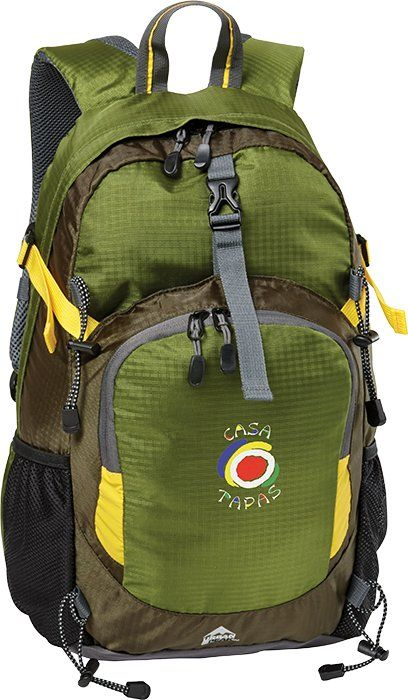 Casa Tapas Backpack
