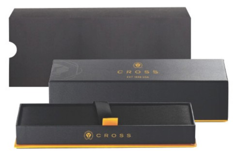 Cross Edge Premium Gift Box