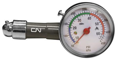 CN Large Dial Tire Pressure Gauge