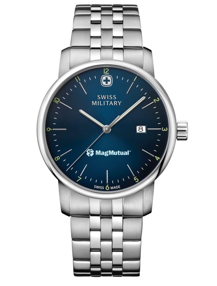 Blue MagMutual Watch