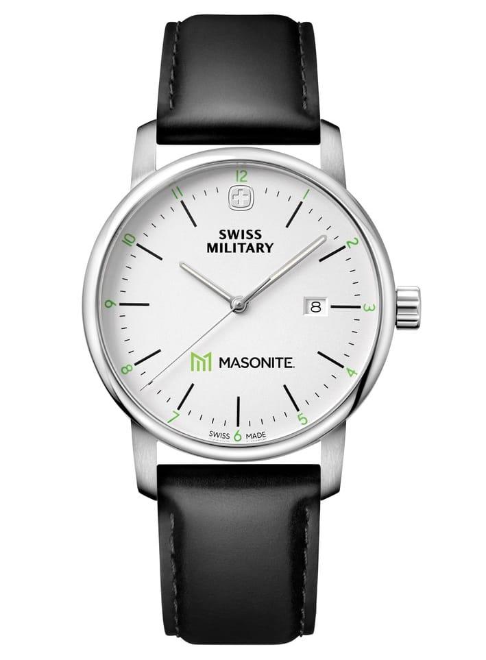 Masonite Swiss Military Watch