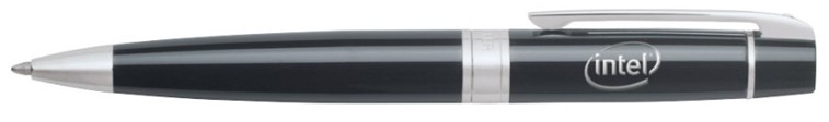 Sheaffer Pens 300 series ballpoint pen with Intel Logo