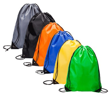 Budget Priced custom Printed Backpacks in Assorted  Colours