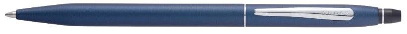 Blue Cross Click Ballpoint Pen