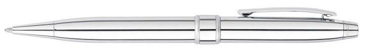 Cross Stratford Chrome Ballpoint Pen