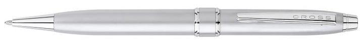 Cross Satin-Chrome Stratford Ballpoint Pen