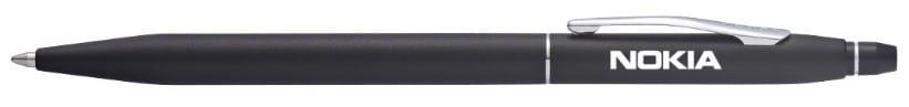 Black Nokia Cross Click Pen