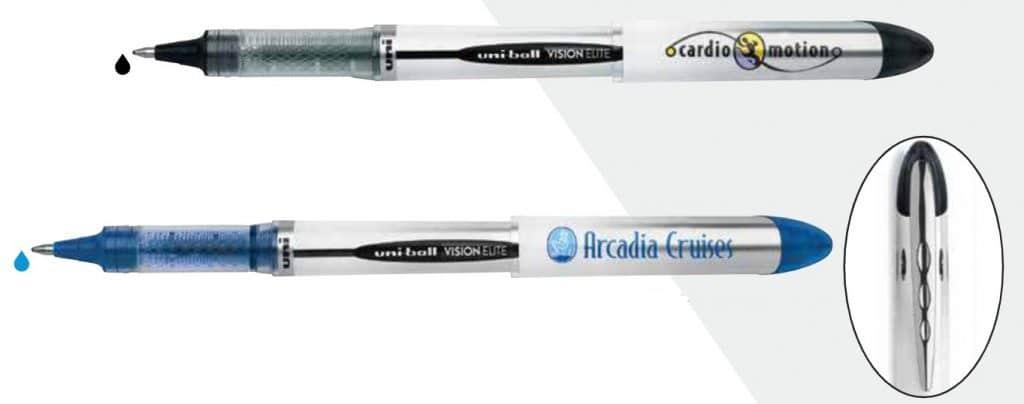 Custom Printed Vision Elite Promotional Pens