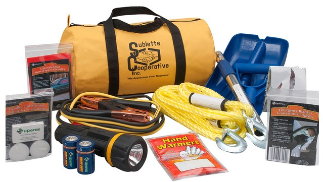 Sublette Cooperative Emergency Survival Kit