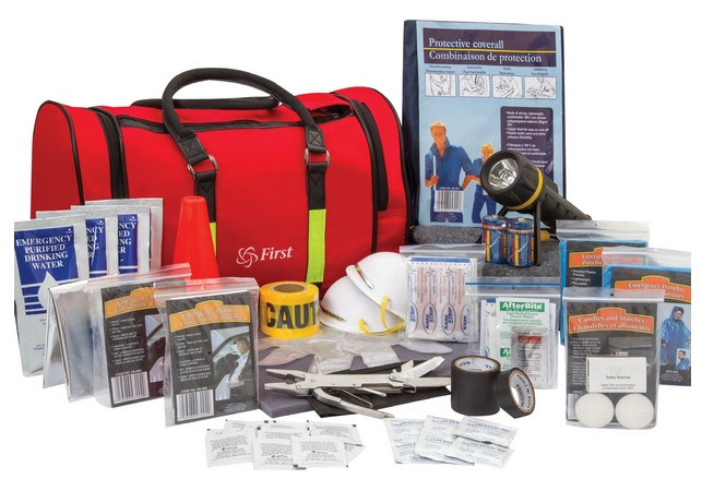 First  Disaster Preparedness kit