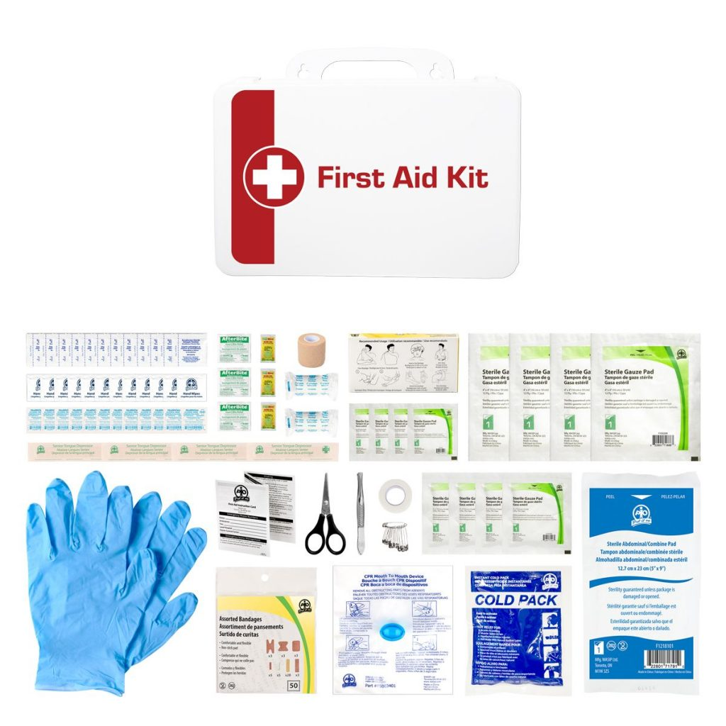Home & Office First Aid Kit