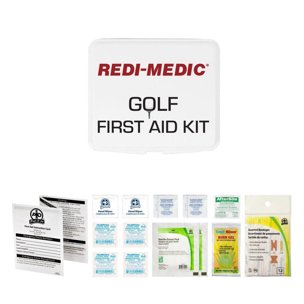 Redi-Medic Golfers First Aid Kit