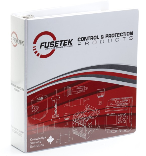 Fusetek Printed Trap Sheet Binder