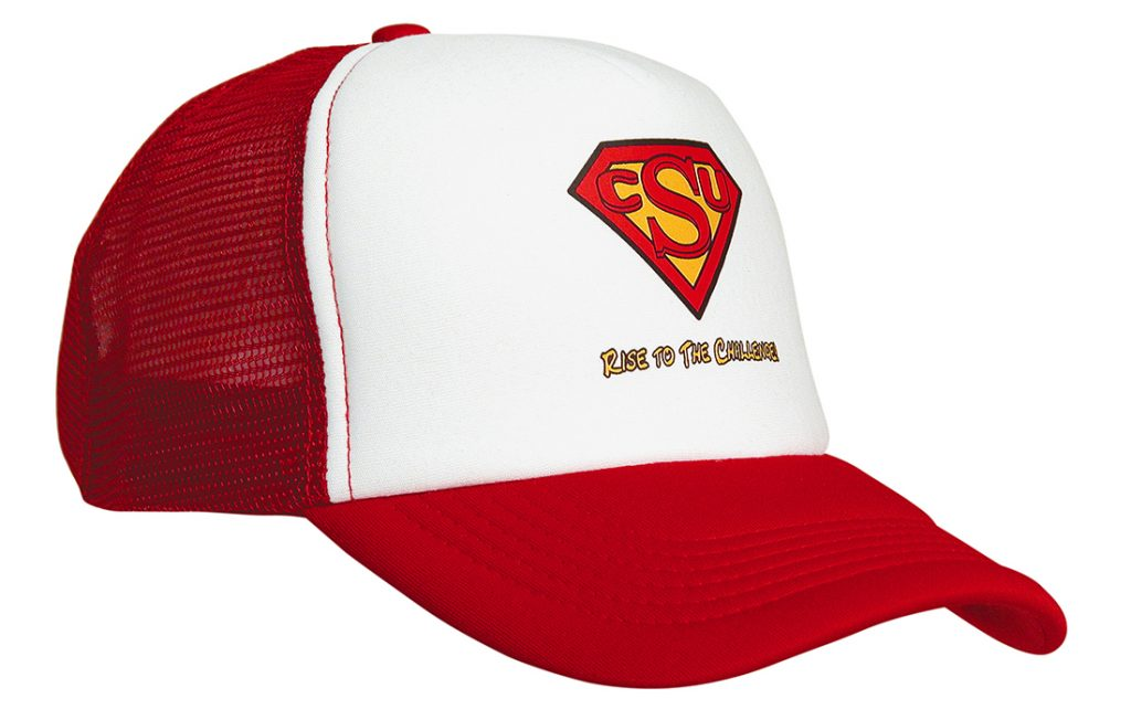 CSU Rise to the challenge Trucker's Cap