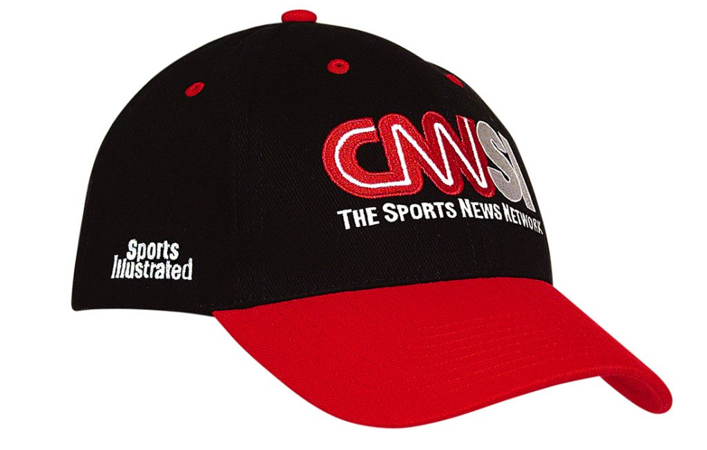 CNN Sports Network Ball Cap - Sports Illustrated