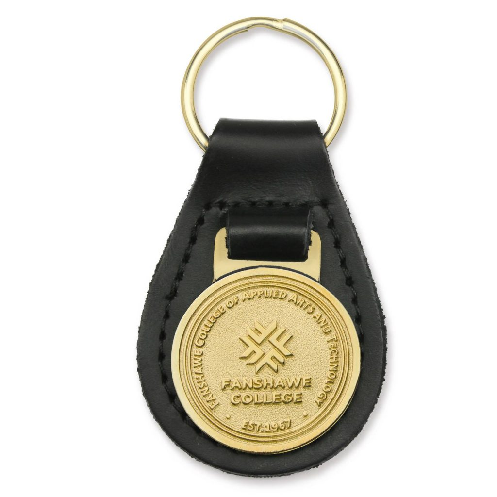 Fanswhawe College Promotional Keychain